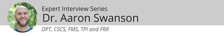 Dr. Aaron Swanson